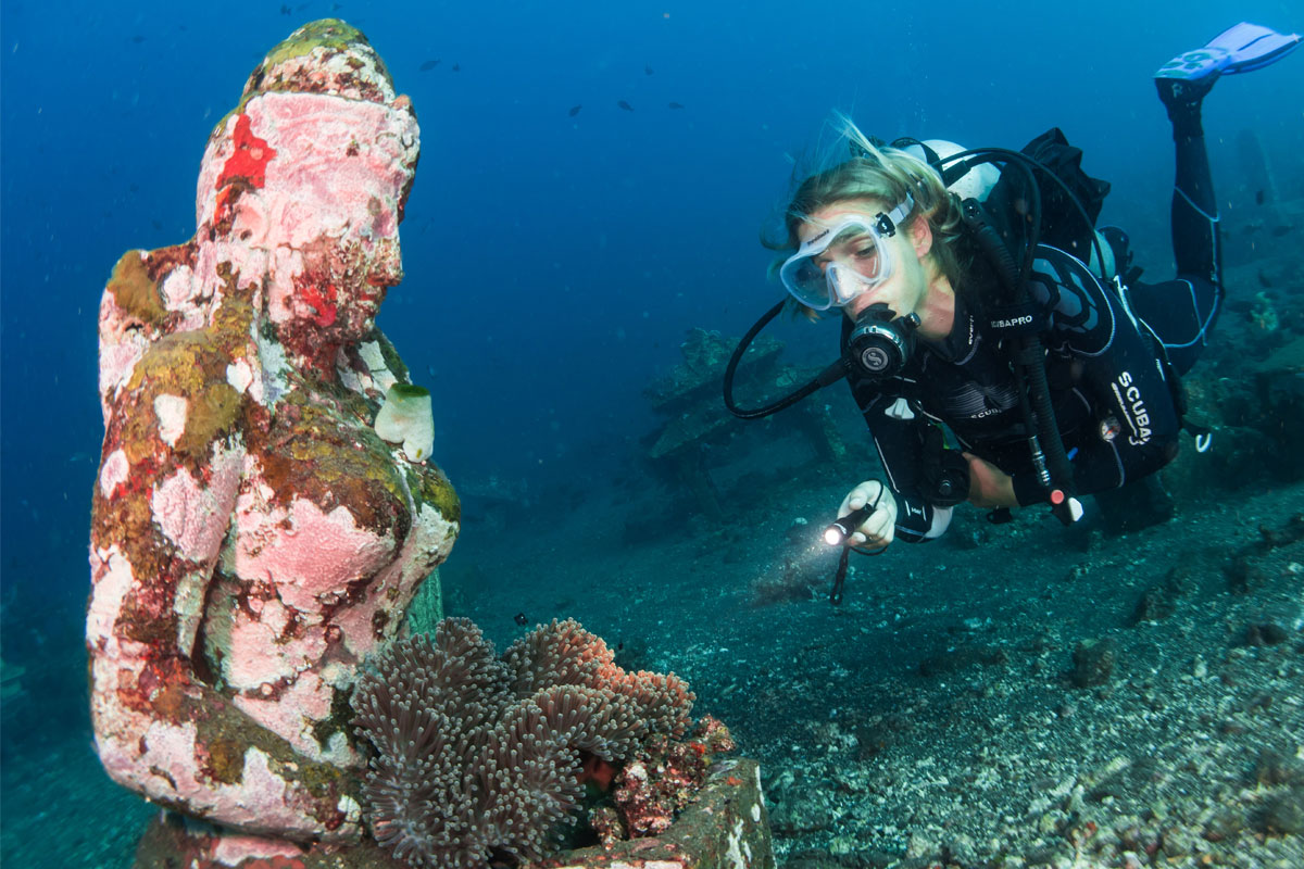 Scuba Diving Events Photographs Will Get on Google Drive